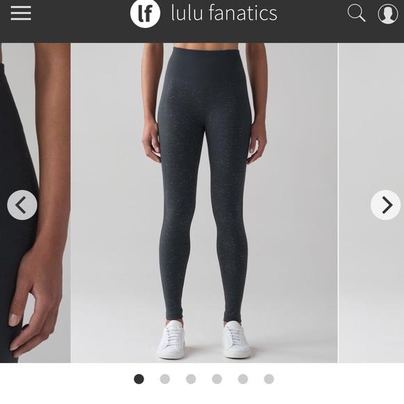 68780bf57 lululemon athletica Pants - Lululemon Free To Flow 7 8 Tight
